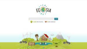Ecosia 10 anni fa