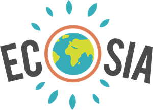 Logo di Ecosia